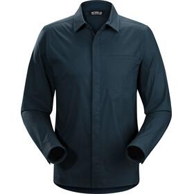 Arc'teryx M's A2B LS Shirt nighthawk